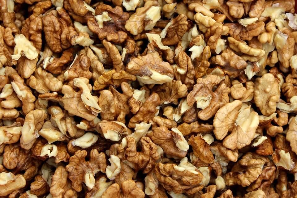 грецкие орехи детям с какого возраста давать